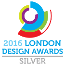 2016 London Design Awards Silver